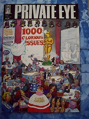 Private Eye - 1000th Issue - April 2000 - MG-03-01