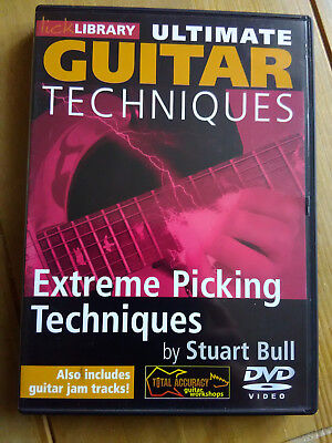 Lick library extreme picking can