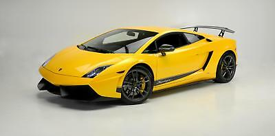 2011 Gallardo Superleggera 2011 Lamborghini Gallardo Superleggera Giallo Midas Excellent Condition Lots of