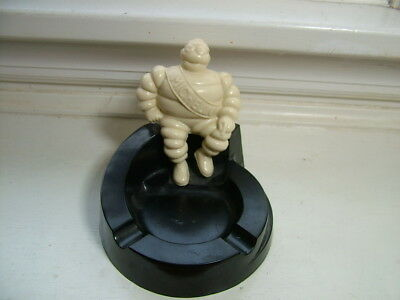 Vintage 1940's Michelin Man Ash Tray...Tire Advertising
