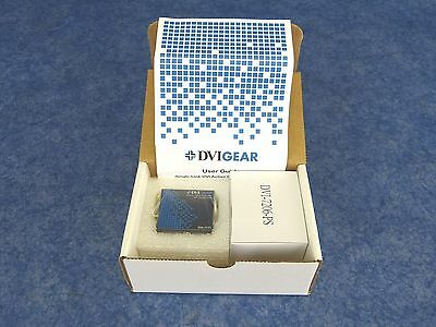 NEW DVIGear DVI-7171c Single Link DVI Active Cable Extender/Line Driver