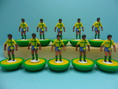 L/W lightweight subbuteo national football team FRENCH GUIANA 2018 lw