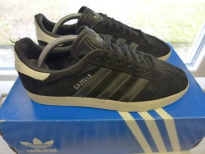 ADIDAS GAZELLE BLACK EU 42 UK 8 US 8,5 Originals Spzl Stan Smith Superstar Boost