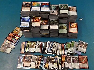 5,000+ MtG Cards Inc 50+ Rares/Foils - Approx 1,000 Uncommons Most N/M BULK