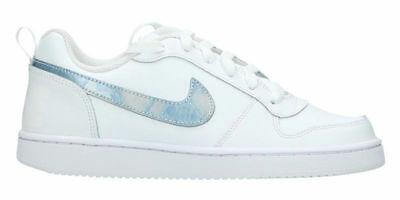lowest price 96ab2 fea5b NIKE COURT BOROUGH LOW (GS) 845104-102 Chaussures Enfants Femmes ...