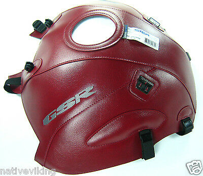 Suzuki GSR600 2007 Bagster TANK COVER PROTECTOR new IN STOCK bordeaux red 1520D