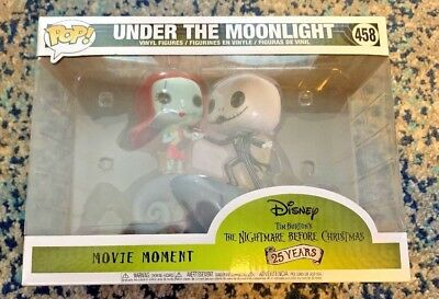 Funko Pop! Movie Moments #458 Under the Moonlight The Nightmare Before Christmas
