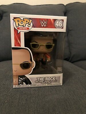 The Rock Funko POP!