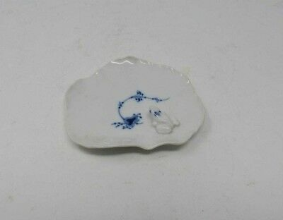 Royal Copenhagen Blue Fluted Frog Lilly Pad Pin Dish Rare Htf #173