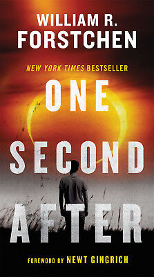 Audiobook ONE SECOND AFTER by William R Forstchen no CD MP3