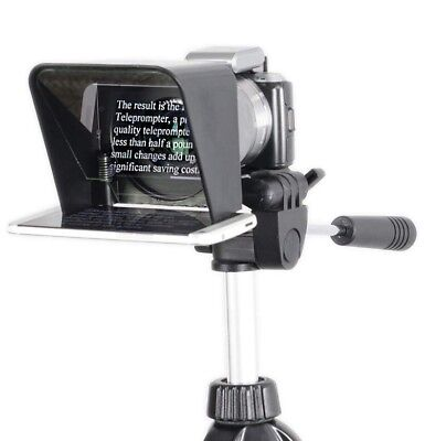 Parrot Teleprompter