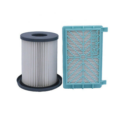 Vacuum Cleaner HEPA Filters+Filter Element For PHILIPS FC8740 FC8732 FC8748 Set
