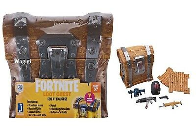 FORTNITE LOOT CHEST (PERFECT GIFT) 6 Different Kinds to Collect Easter Basket