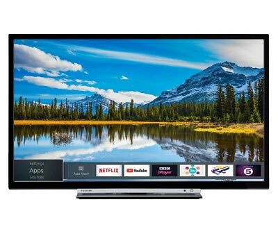Toshiba 32L3863DB 32 Inch SMART Full HD LED TV Freeview Play Alexa Support