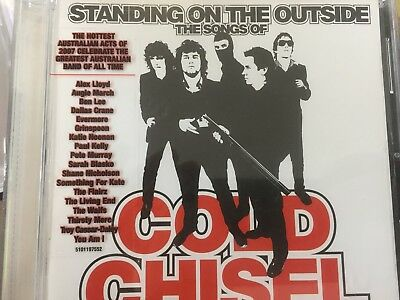 STANDING ON THE OUTSIDE - The Songs Of Cold Chisel Various CD 2007 Rhino AS NEW!