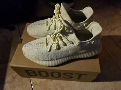 huge selection of d7b78 0f04b ADIDAS YEEZY BOOST 350 V2 Butter Size 10.5 100% Authentic StockX FAST  SHIPPING