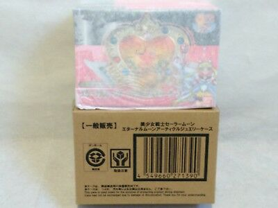 NEW Premium Bandai Sailor Moon Eternal Moon Articles Jewelry case from Japan F/S