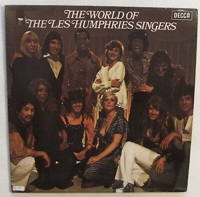Les Humphries Singers, The World Of...,LP