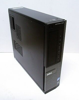 Dell OptiPlex 7010 Intel Core i5 3,40GHz i5-3570 4GB RAM 320GB HDD Win7