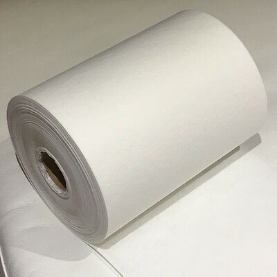 10m - 80g Stabiliser/backing White :- (x24cms) - Heavy Cut Away - Soft & Strong