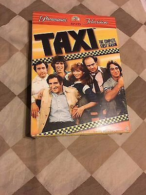 Taxi ~ Complete 1st First Season 1 One  BRAND NEW 3-DISC DVD SET Boxset