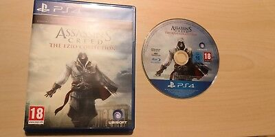 Assassin's Creed The Ezio Collection pour ps4 comme neuf