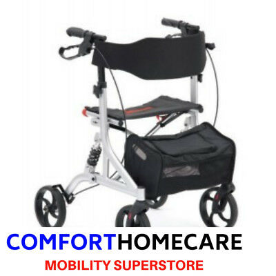 Suspension rollator - Drive - Mobility aid - Walking Frame