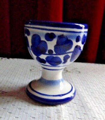 Deruta Hand Painted Egg Cup