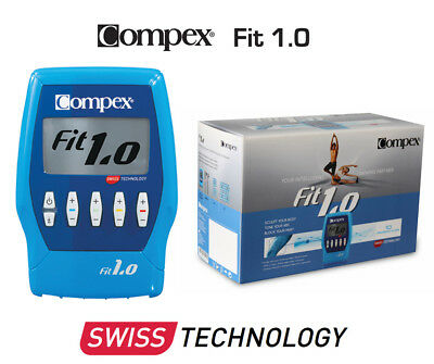 COMPEX FIT 1.0 (BY TMR-WORLD)   + toalla compex de regalo