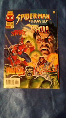 Spider-Man Team-up 6, US Comic von 1997, Hulk, Dracula, Doctor Strange