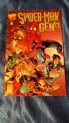 Spider-Man/Gen 13, US Comic von 1996, Peter David, Stuart Immonen
