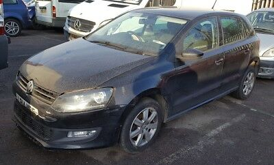 2014 Volkswagen Polo Match, 1390 Cc Petrol Automatic, 83 Bhp, Spares Or Repairs