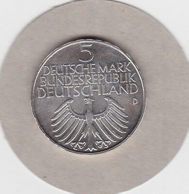 5 Mark Germanisches Nationalmuseum 1952 D