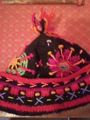 Cappellino Made In Nepal