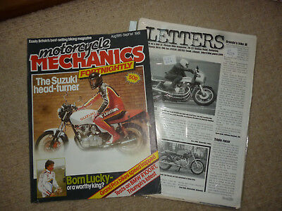 Suzuki GS & GSX models technical & historical literature- increased to 22 items!