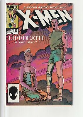 The Uncanny X-Men #186 DOUBLE SIZED ISSUE
