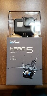 GoPro Hero 5 Black Edition Action Camera NEW SEALED