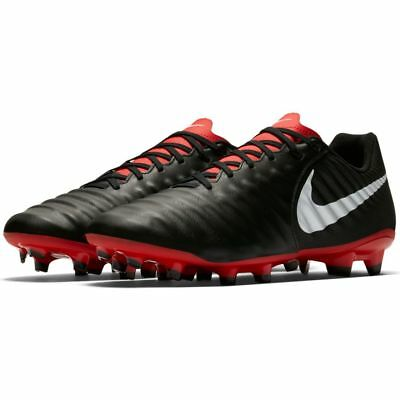 FOOTBALL SHOES NIKE Scarpe Calcio Tiempo Legend 7 Academy MG Nero ... c80a3ec2cf1