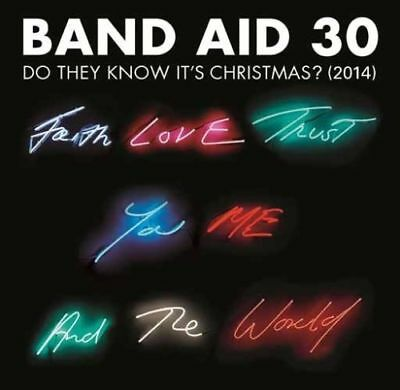 Band Aid 30 - Do They Know It's Christmas? (2014) Ep Cd - ** New & Sealed **