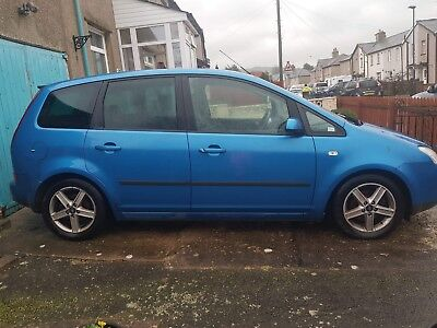 Ford focus c max tdci spares or repairs (RUNNER)