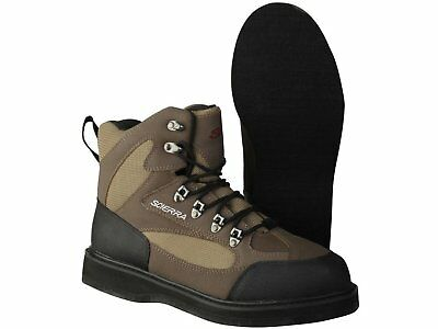 Scierra Tracer Wading Shoe 40-47 6-12 cleated sole size