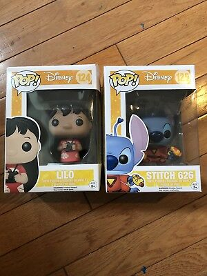 Funko Pop! Disney Lilo & Stitch 626 VAULTED
