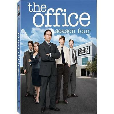 The Office: Season Four, Good DVD, Jenna Fischer, John Krasinski, BJ Novak, Rain