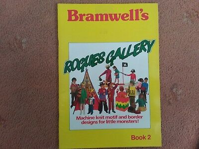 Bramwells  'rogues Gallery..bk2' ...standard Machines..22/34""