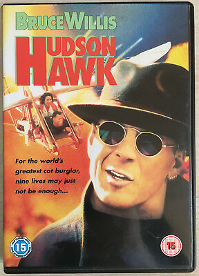 Hudson Hawk DVD - Bruce Willis