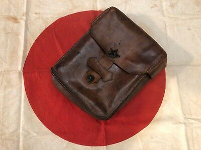 WW2 Japanese Officers Rising Sun F L A G and map case -Battle Captured