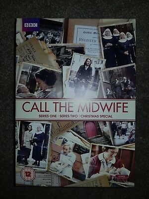 Call The Midwife - Series 1-3 - Complete (DVD, 2014, 10-Disc Set, Box Set)