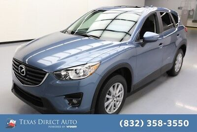 2016 Mazda CX-5 Touring Texas Direct Auto 2016 Touring Used 2.5L I4 16V Automatic FWD SUV Bose