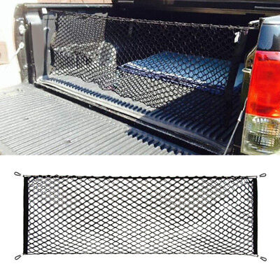 Truck Bed Cargo Net >> Truck Bed Envelope Style Trunk Mesh Cargo Net For Toyota Tundra 2007 2019