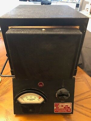 K.H. HUPPERT, 115 Volt, 8 Amps, Electric Furnace Kiln Jewelry and Knife working